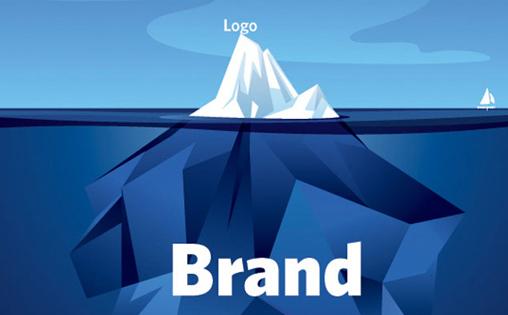 تفاوت برند با لوگو
