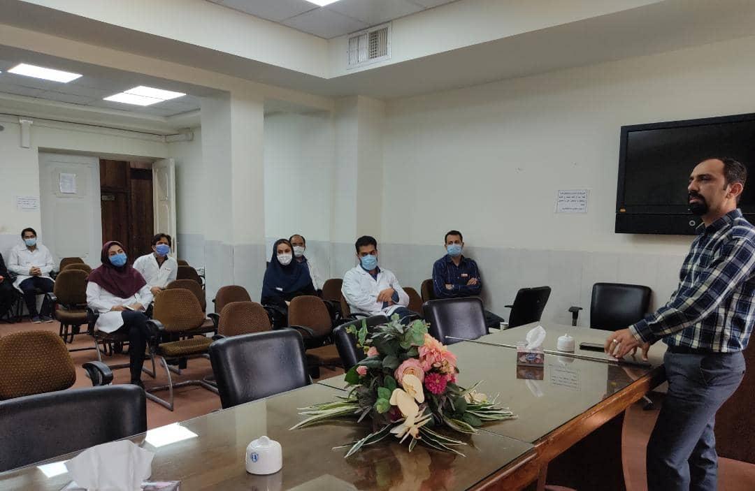 برگزاری دوره آموزشی برند سازی و مالکیت معنوی در پژوهشکده ناباروری یزد